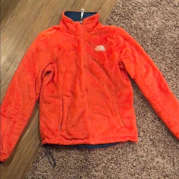 898533a903920 The North Face Jackets & Coats | Orange North Face | Poshmark